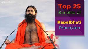 25 Top Kapalbhati Pranayam Benefits Baba Ramdev Ji Image