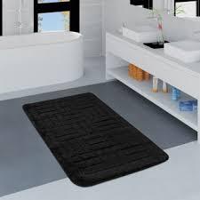 badzubehör textilien oval badematte badezimmer teppich