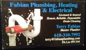 Terry Fabian Plumbing & Heating