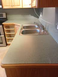 Kitchen Remodel Goodbye Linoleum Countertops Backsplash