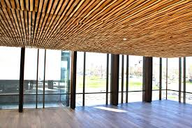 100 Wood Cielings Wavy Ceilings By Spring Valley Archello