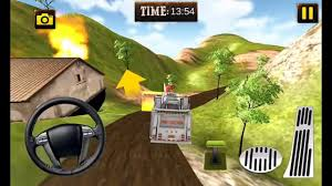Up Hill Truck Driving Mania 3D - Gameplay (by Desert Safari Studios ...