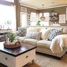 60 Modern Farmhouse Living Room Decor Ideas 18