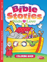 Bible Coloring Book Free Download D4NBook Stories Kids Love