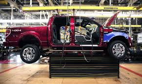 Ford Begins Overhaul To Prepare For Aluminum F-150 Truck | The Star Michigan Supplier Fire Idles 4000 At Ford Truck Plant In Dearborn Tops Resurgent Us Car Industry 2013 Sales Results Show The Could Reopen Two Plants Next Friday F150 Chassis Go Through Assembly Fords Video Inside Resigned To See How The 2015 F Announces Plan To Cut Production Save Costs Photos And Ripping Up History Truck Doors For Allnew Await Takes Costly Gamble On Launch Of Its Pickup Toledo Blade Plant Vision Sustainable Manufacturing Restarts Production