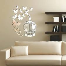 Pop Decor Wall Decals Living Room Rust Color World Large