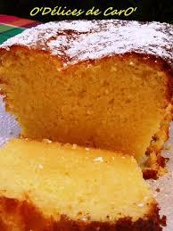 cake citron mascarpone o délices de caro