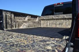 100 Ford Truck Bed Liners DualLiner Next EVO Camo Liner DualLiner Bedliners For