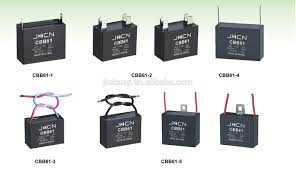 Cbb61 Ceiling Fan Capacitor 2 Wire by Ac Motor Run Cbb61 Ceiling Fan Capacitor Manufacturers Selling
