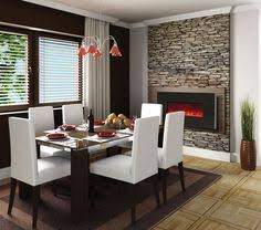 Dynasty BG100ABG Black Granite Electric Fireplace 219900 CAD