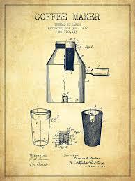 1902 Coffee Maker Patent
