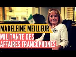 bureau de change madeleine opposition tries to block madeleine meilleur s nomination as