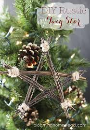 Handmade Ornament DIY Rustic Twig Star Diy Christmas CraftsDiy