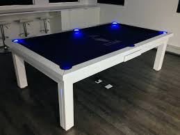 luxury pool table dining table combo convert pool table to dining