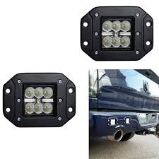 4INCH SQUARE LED Cube Pods Work Light Flush Mount Fog Light Offroad ... 12v 18w 6led Waterproof Led Headlights Flood Work Light Motorcycle 4pcs 4inch Work Light Bar Driving Flood Beam Suv Atv Jeep New 4inch 57w Lights Offroad Led Bar Trucks Boat 4x4 4wd Atv Uaz Suv Driving 2pcs 18w Flood Beam Led Work Light 12v 24v Offroad Fog Lamp Trucks Truck Lite Spot With Ingrated Mount 81711 Trucklite 50 Inch 250w Spotflood Combo 21400 Lumens Cree Signalstat Stud Mount Oval Lot Two Mini 27w 9 Worklights Fog For Tractor Xrll 27w Forklift Square Cube Pods Flush