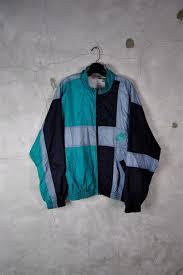 vintage pastel nike windbreaker jacket urban outfitters