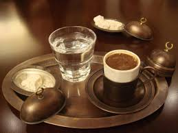 You Never Drink Turkish Coffee From A Cartoon Or Glass But Require Special Small Cups For That