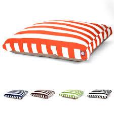 majestic pet vertical strip rectangle pet bed petsmart dear