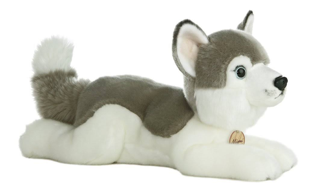 Aurora World Miyoni Husky Dog Plush - 16""