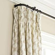 Restoration Hardware Curtain Rod Brackets by Primitive Curtain Rods Room Is Getting Primitive And Proper A