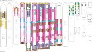 Norwegian Star Deck Plan 9 by Norwegian Bliss Deck Plans Diagrams Pictures Video