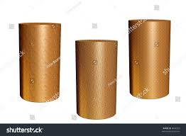 100 Modern Containers 3 D Tube Industrial Products Stock
