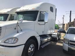 100 Used Freightliner Trucks 2007 FREIGHTLINER COLUMBIA SLEEPER FOR SALE 10936