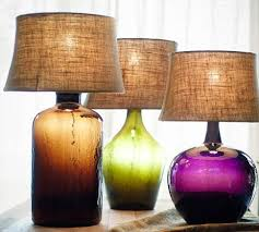 Fillable Glass Table Lamp Australia by Best 25 Glass Lamp Base Ideas On Pinterest Lamp Bases Clear