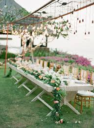 Chic Wedding Table Decorations For Rustic Ideas