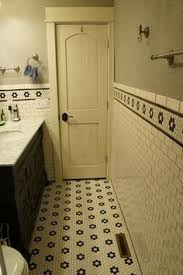 Home Depot Merola Penny Tile by Merola Tile Metro Hex Glossy White With Black Dot 11 7 8 In X 10