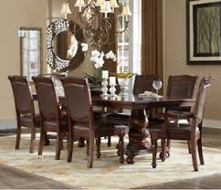 New Hardwood Dining Table Set 9 Pieces