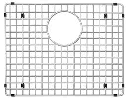 Blanco Sink Strainer Leaking by Blanco 516271 Sink Grid Fits Precision 16 Inch Sinks Stainless