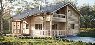 100 Homes For Sale In Norway Log Prefabricated Houses Directly From Producer Palmatincom