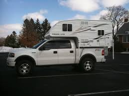 Slide In Truck Camper On A Supercrew? - Ford F150 Forum - Community ...