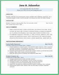 Resume Examples For Students Nursing Student Pinterest Of High School