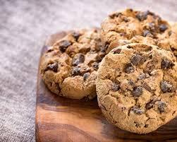 recette de cuisine cookies recette cookie moelleux aux pépites de chocolat facile rapide