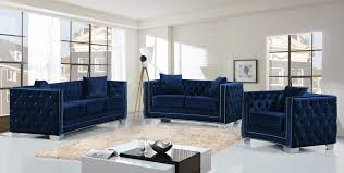 Tufted Velvet Sofa Set by Furniture Velvet Sofa Maintenance Velvet Sofa On Finance Blue