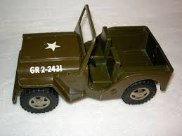 Reserved Vintage Toy Truck, TONKA JEEP Vintage No 251 Military 'Jeep ...