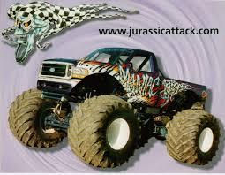 100 Monster Truck Maniac Crosseyedairbrushing Auto