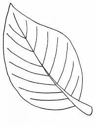 Tree Leaves Coloring Page Pages Click To See Printable Version Of Heaven Leaf Pumpkin Adult