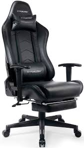 GTRACING Gaming Chair With Footrest Big And Tall Office Executive Chair  Heavy Duty Adjustable Recliner With Headrest Lumbar Support Cushion  Computer ... 23 Best Pc Gaming Chairs The Ultimate List Topgamingchair X Rocker Xpro 300 Black Pedestal Chair With Builtin Speakers 8 Under 200 Jan 20 Reviews 3 Massage On Amazon Massagersandmore Top 4 Led In 7 Big And Tall For Maximum Comfort Overwatch Dva Makes Me Wish I Still Sat In 13 Of Guys Computer For Gamers Ign Gaming Chairs Gamer Review Iex Bean Bag Accsories