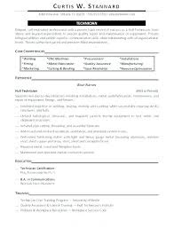 Sample Quality Assurance Resume Tester Testing