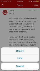 Quora how do you delete messages in your inbox Quora