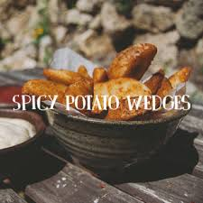 Spicy Fries With Aioli