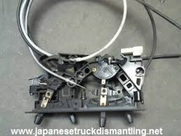 1996 1997 toyota 4runner climate ac heater selector front