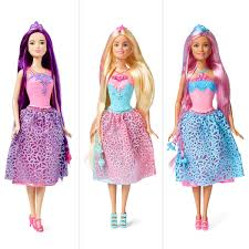 Barbie Endless Hair Kingdom Assorted BIG W