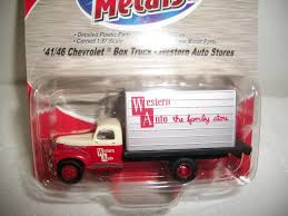 100 Truck Stores CMW 4146 Chevy Delivery Western Auto 30373 Bob The