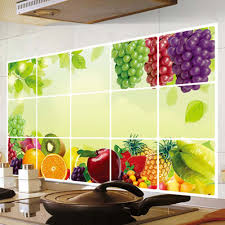 Winsome Kitchen Fruit Decor 124 Tuscan New Arrival Oilproof Full Size