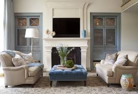 gray blue beige living room houzz carameloffers