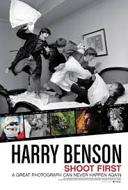 Harry Benson Shoot First